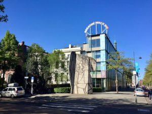 Beeldenroute Westersingel - Picasso bij Museumpark