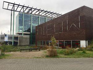 Het Nieuwe Instituut - Museumpark Rotterdam