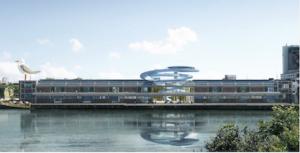 Landverhuizersmuseum ontwerp MAD Architects