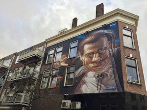Rotterdam Street Art Museum - Insane 51