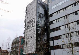 Rotterdam Street art museum - JVL