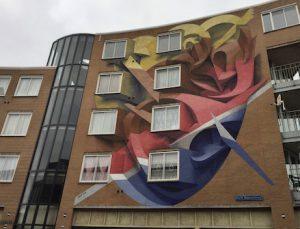 Rotterdam Street art museum - Peeta