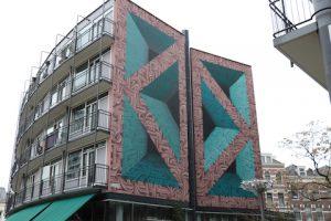 Rotterdam street art museum - Astro