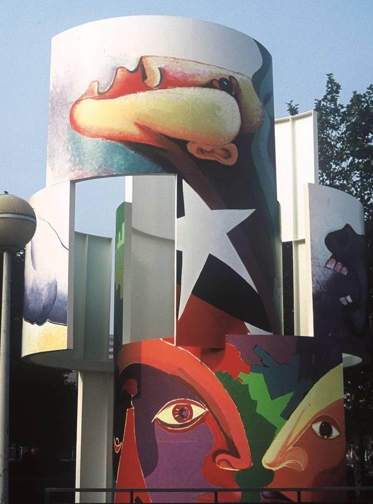 Chileense street art rotterdam