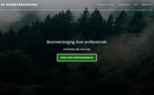 Vriend van Mooi Rotterdam - De Boomverzorging